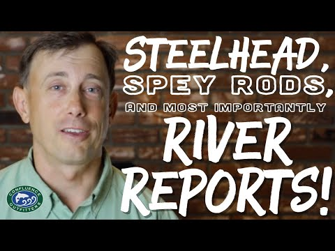 Fly Fishing The Sacramento River, Spey Fishing, & River Reports 🔥