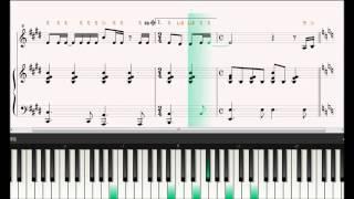 楔ーくさびー (ピアノ弾き語り)奥華子 スコアメーカー(楽譜作成ソフ...
