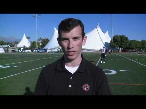D3 Report: Chapman beats La Verne Leopards 45-7