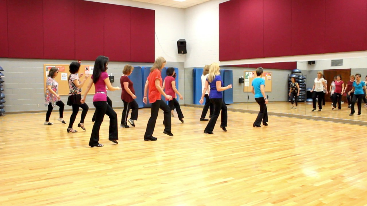 Champagne Promise - Line Dance (Dance & Teach in English & 中文)