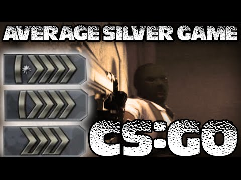 CS:GO - An Average Silver Game
