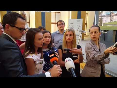 Ministr Jan Mládek k notifikacím a věku odchodu do důchodu