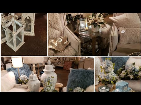 HOME DECOR STORE TOUR!  French Country, Old World, Tuscan & Rustic Glam