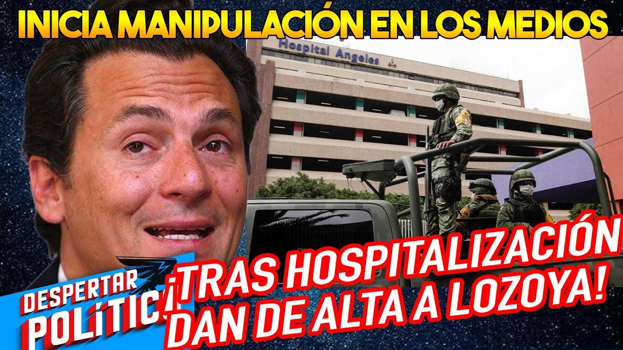 Lozoya Quiere negociar de nuevo con Gertz Manero ¡Se Quiere Quitar Brazalete a Cambio De Esto !