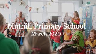 A Scottish-Ghanian school partnership story: Muthill Primary and Juliet Johnston School