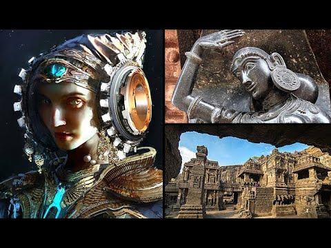Antiguas Civilizaciones Utilizaban Dispositivos de Comunicación Avanzados - Templo Kailasa India