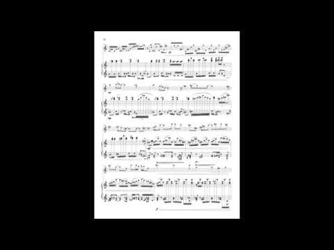 Sonata for Bass Clarinet and Piano (with score)