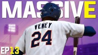MASSIVE HOME RUN POWER DISPLAY! | MLB The Show 18 RTTS | EP13