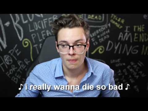 Steven Suptic- I wanna die (Re-Upload)(Link in the Description)