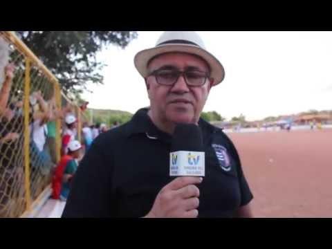 """TV RIBEIRA DO SALGADO NO TORNEIO """"O BEBETÃO"""" DE LIMA CAMPOS"""