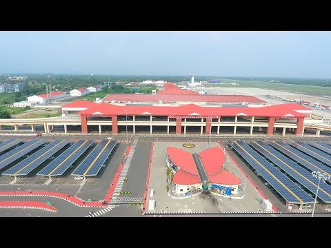 Cochin International Airport - 2018 Champion of the Earth