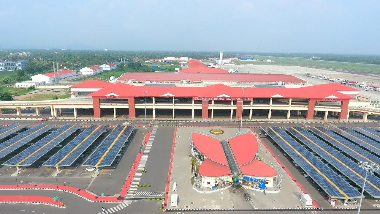 Cochin International Airport, Cochin