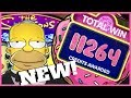 🍩 The Simpsons ✦ NEW ✦ Slot Machine at Cosmopolitan, Las Vegas