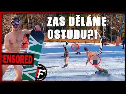 Naháči Na Snowboardu?! | By Freemove