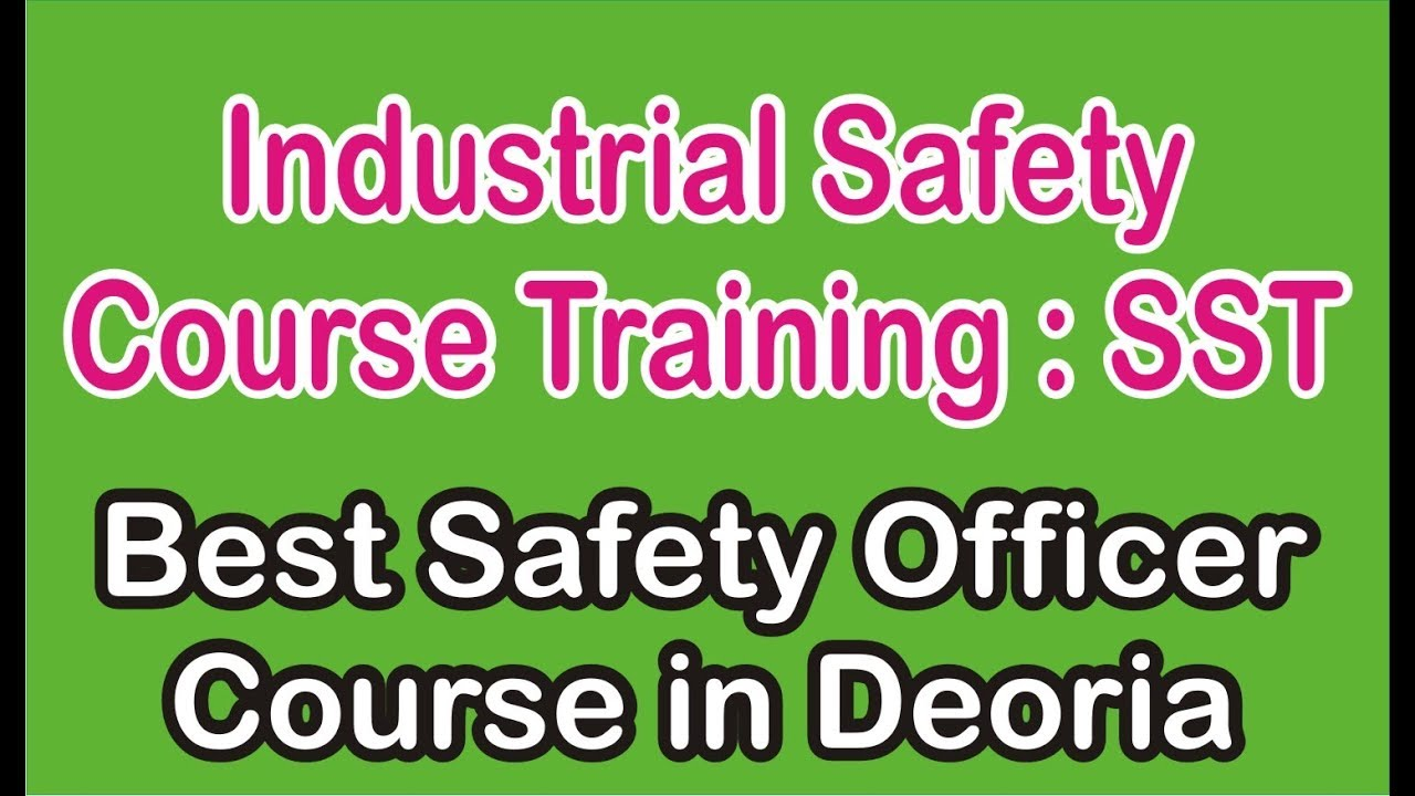 Online NEBOSH Safety Course India