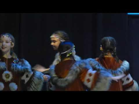 2. Северный танец «Мастерицы»