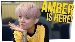 Off The Record: Getting to Know AMBER LIU :)
