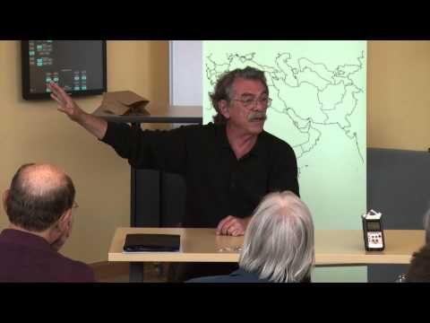 The Failure of the Post-Colonial State in the Middle East: A Conversation with Chris Giannou