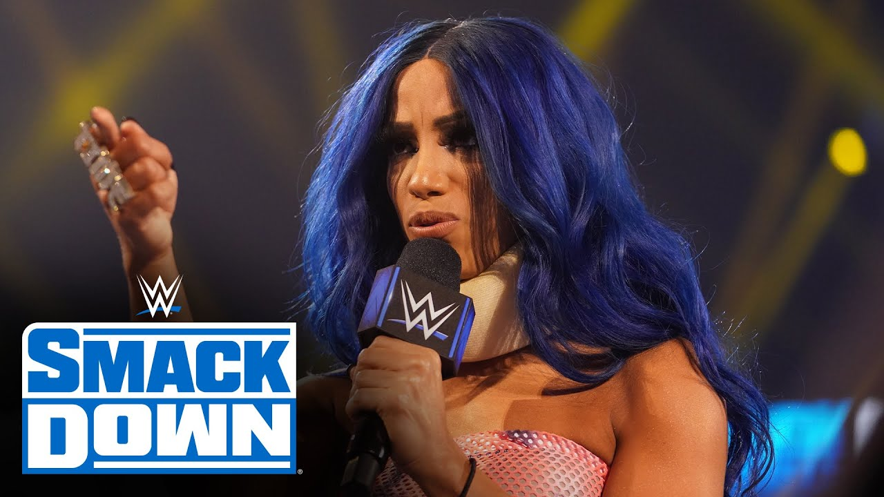 Sasha Banks challenges Bayley for the SmackDown Women's Title: SmackDown, Oct. 2, 2020