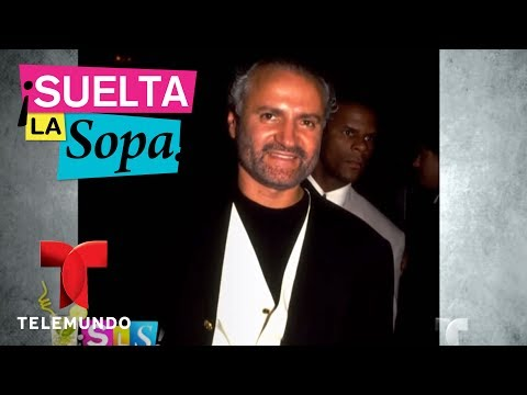 Recordamos La Trágica Muerte De Gianni Versace | Suelta La Sopa | Entretenimiento