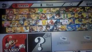 Super Smash Bros Game Play With SmartnessJJ23