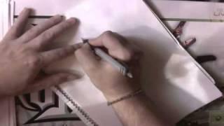 Vampirella Frank Frazetta style - with commentary