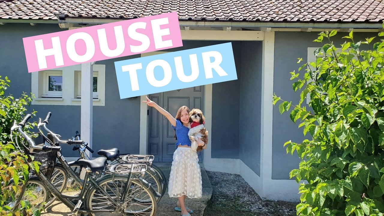 HOUSE TOUR VACANCES 2020 🏡 // KIARA PARIS 🌷