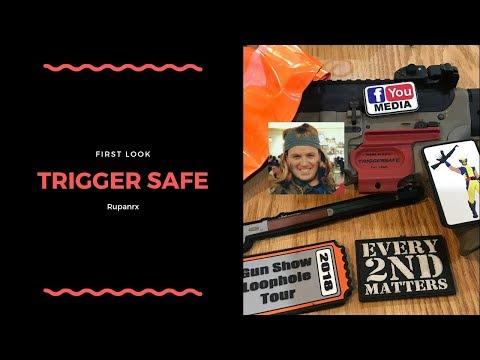 Trigger Safe Red Ar15