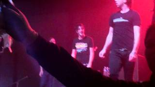 All Time Low - Dear Maria, Count Me In (LIVE) @UNSILENTNIGHT