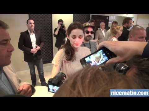 Video-Marion Cotillard, en chair et en os à Cannes