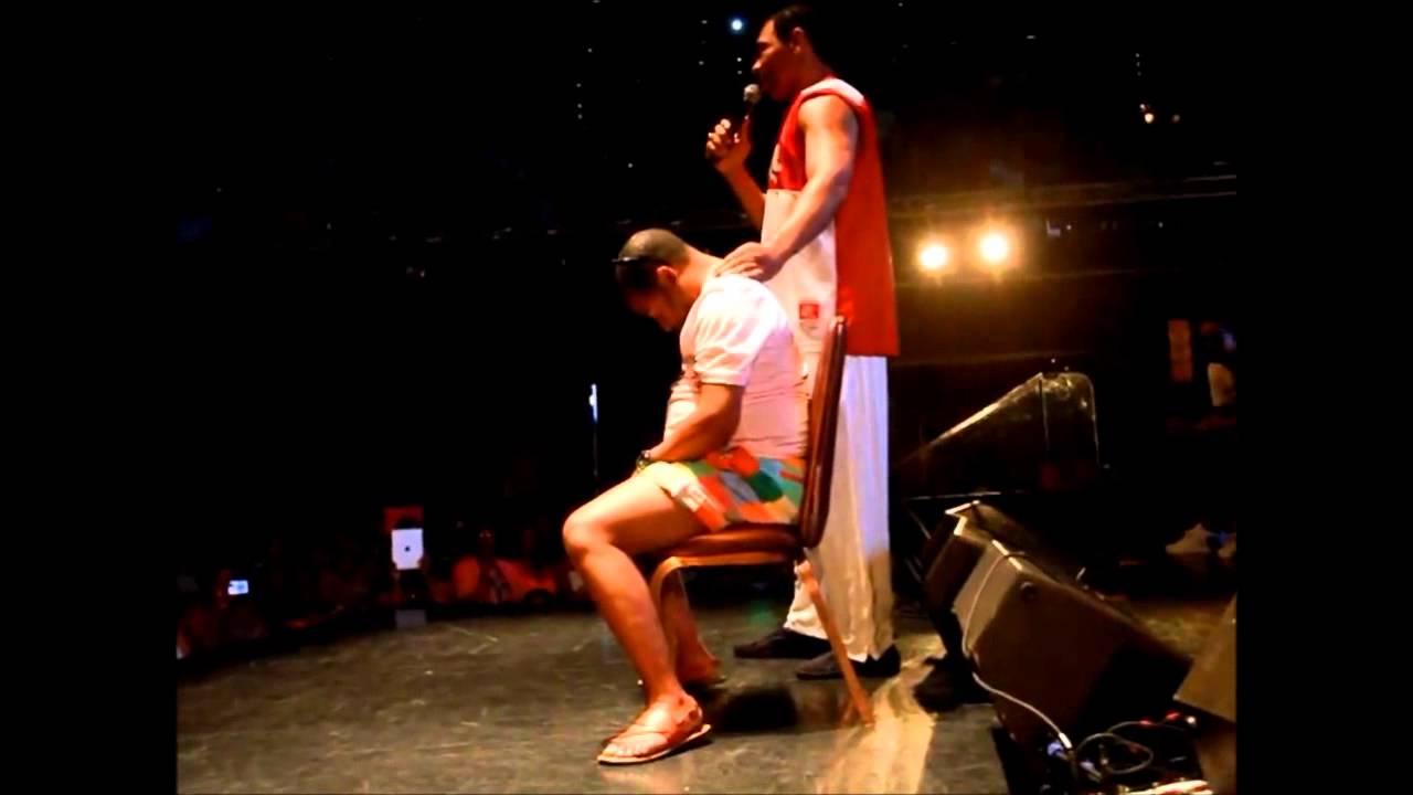 Hypnotized gay straight