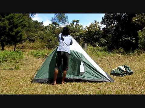 cara mendirikan dome bestway/pavilio montana
