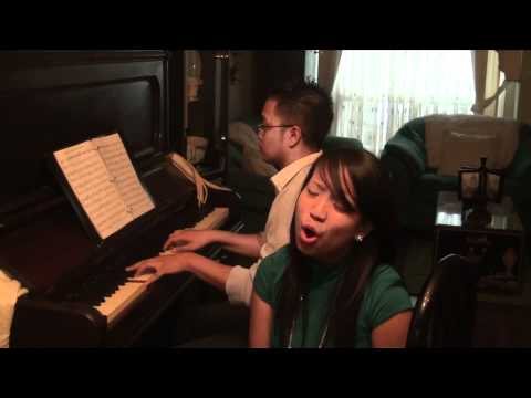 Nandito Ako - Lea Salonga Version (Cover) by CJMS9 and aldy32