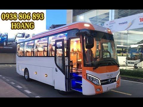 Xe 29 chỗ Thaco-Thaco Garden 2019-Xe khách 29 chỗ.-0379050520-Hoàng.
