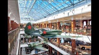Музей военной техники УГМК в Верхней Пышме (Боевая слава Урала)