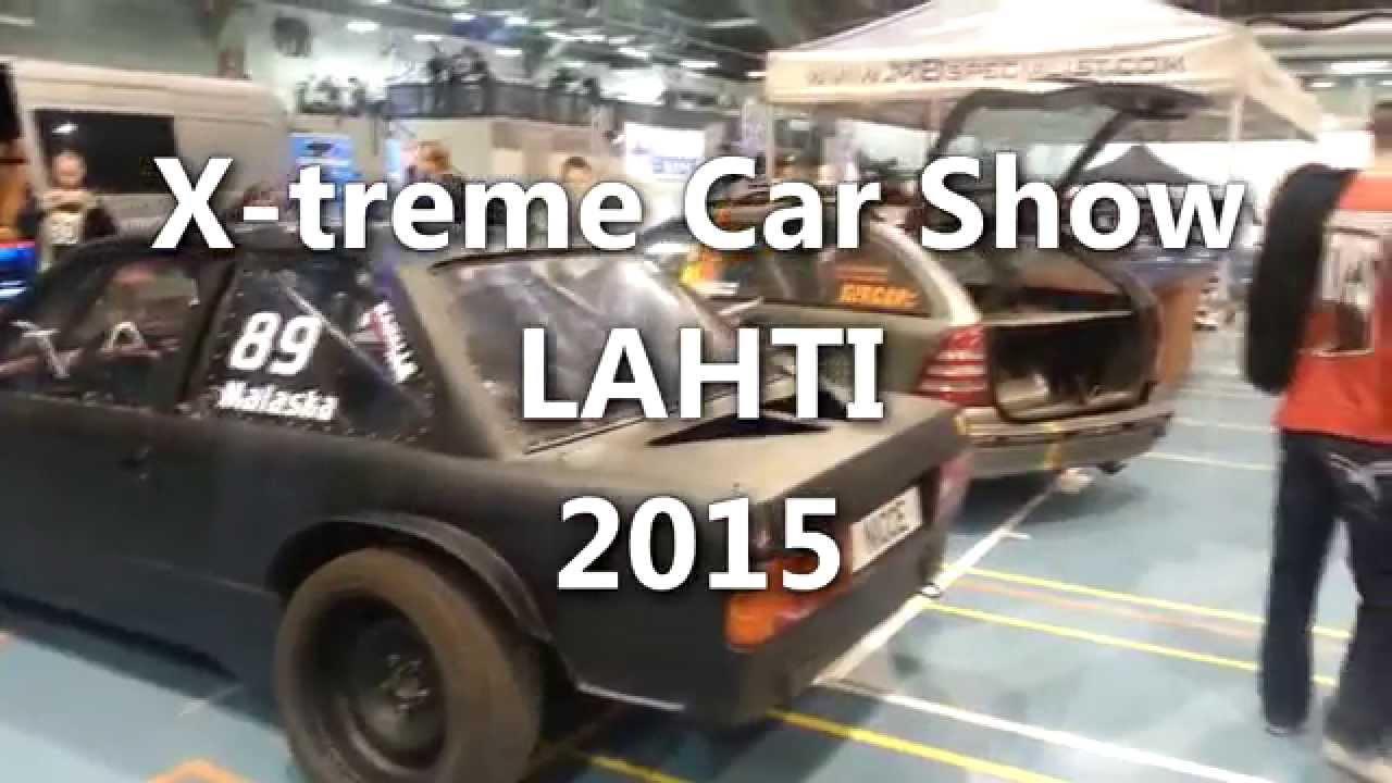 Car Show 2015 >> X Treme Car Show Lahti 2015