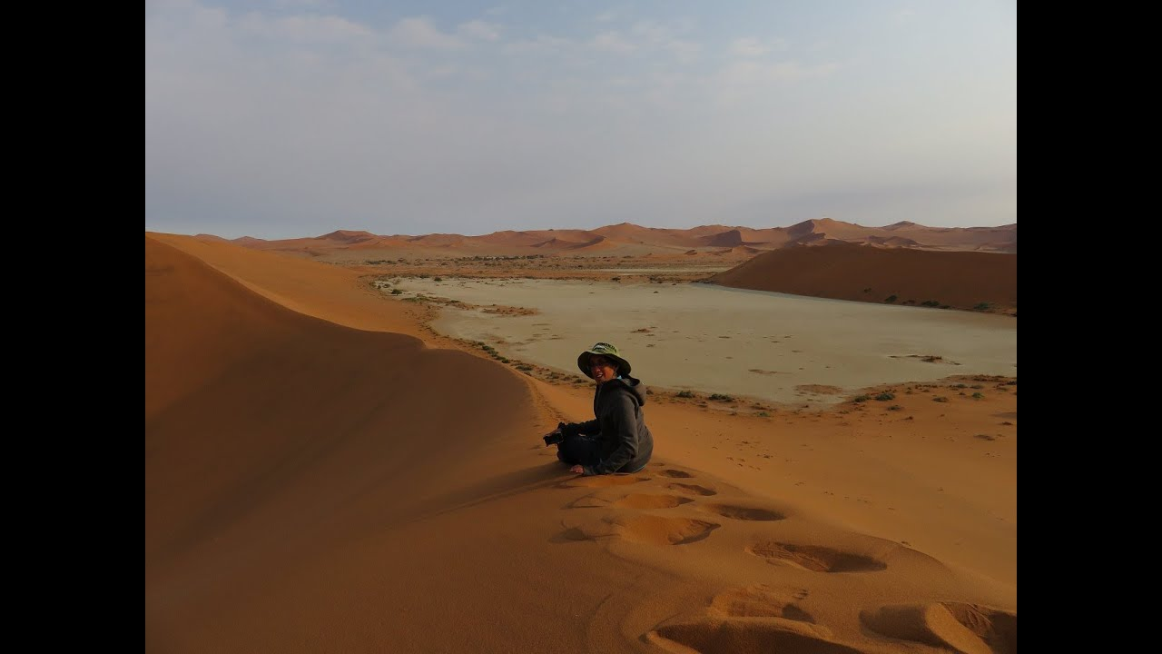 The Summit Of Big Daddy Namibia Sossusvlei Africa
