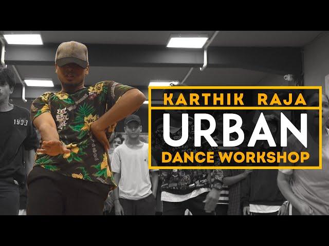 Ek Chumma | Urban Dance Workshop | Krathik Raja |  Housefull 4 | The Kings Dance Studio