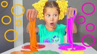 Песенка про слайм | Песенки для детей от Ба Би Бу cмотреть видео онлайн бесплатно в высоком качестве - HDVIDEO