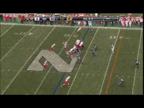 Northwestern Wildcats Football 2010 Season Highlights