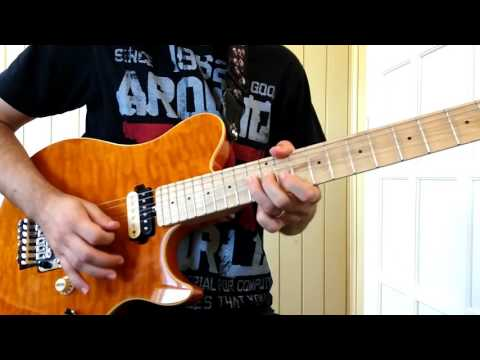 Another Brick in the Wall - Pink Floyd - Solo by Aliel