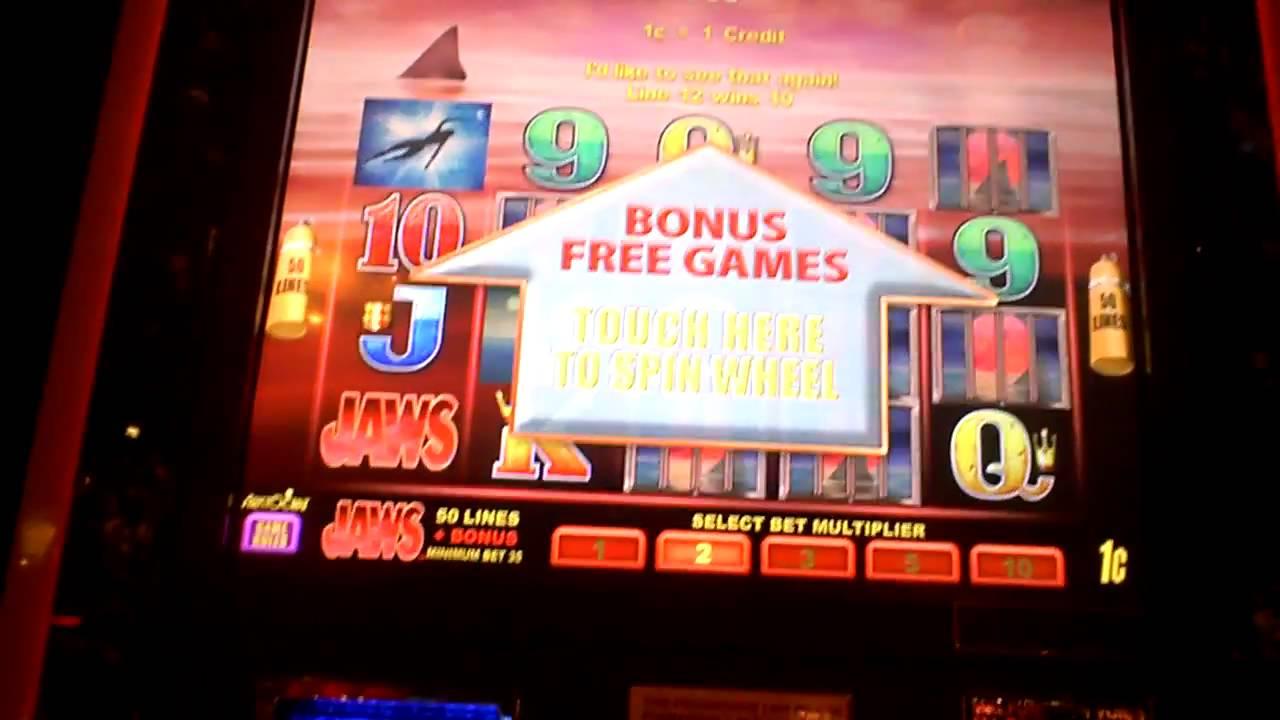 Jaws Slot Machine Online Free