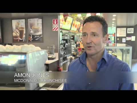 Franchising Opportunities with McDonald