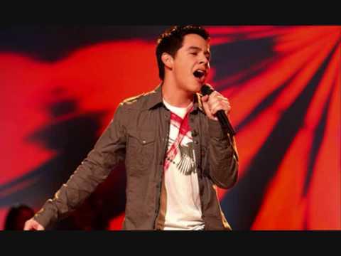 David Archuleta! Wins American Idol Season 7!!!!!