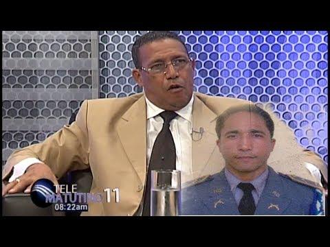 Tomás Castro detalla de que manera conocio el policía que presto a Yuniol Ramírez IMPRESIONANTE 1/2