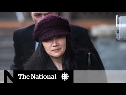 Meng Wanzhou appears in court amid questions of Huawei's involvement in Canada