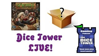 Dice Tower Live!   Sheriff of Nottingham