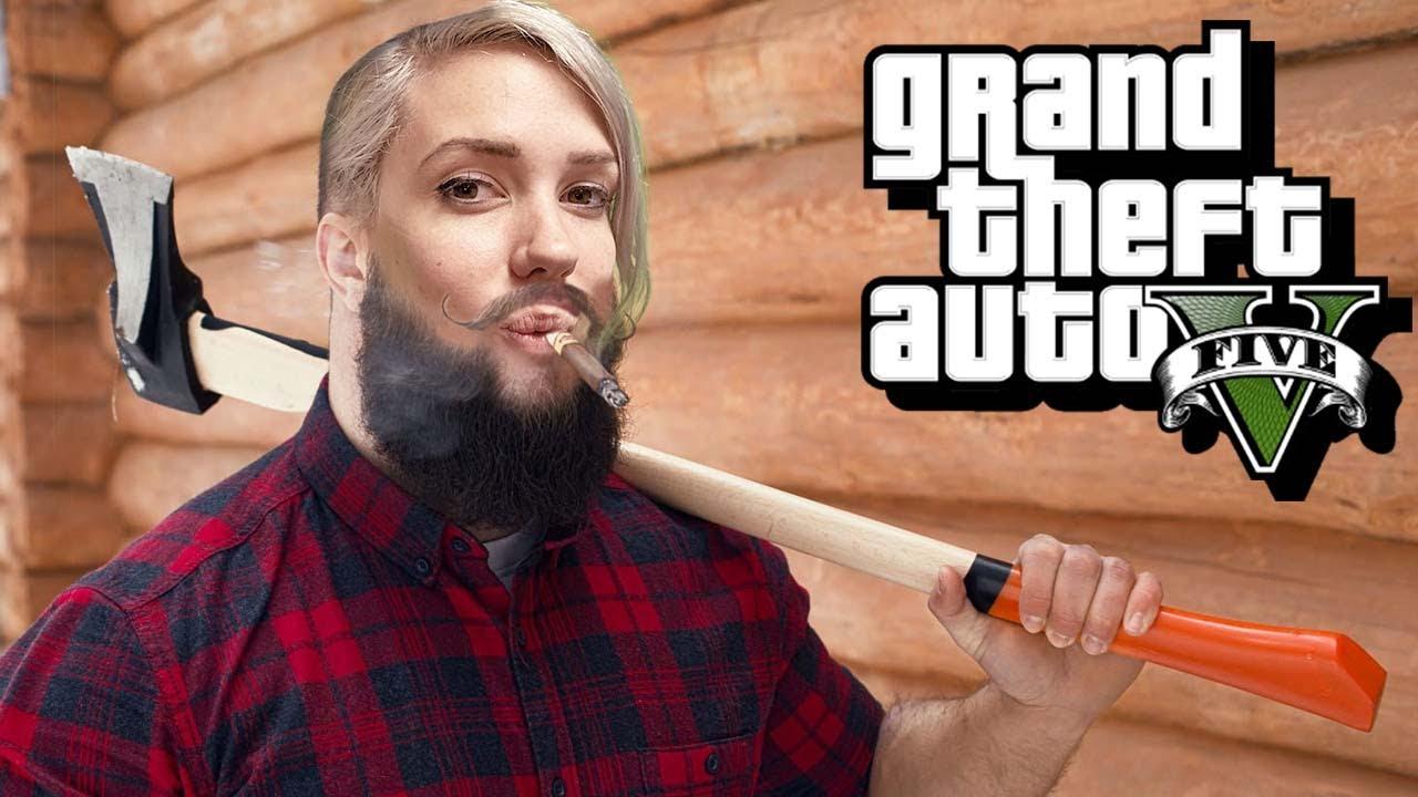 Chop 'til You Drop - GTA 5 Funny Moments