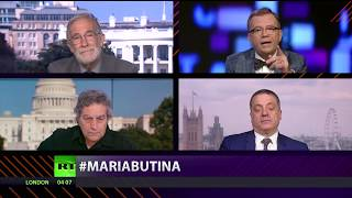 CrossTalk: #MariaButina