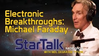 Most Important Electronic Breakthroughs: Michael Faraday